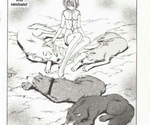 wolf's rain image