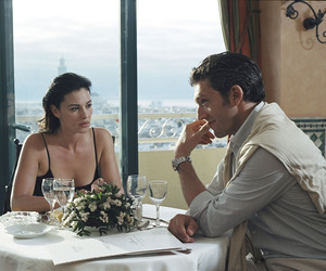 couple, monica bellucci, and Vincent Cassel image