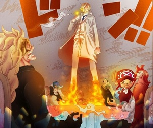 anime, cook, and manga image