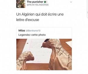 dz, fierté, and algeirien image