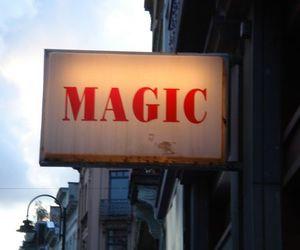 magic, aesthetic, and comics image