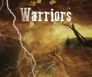 warrior cats, thunder clan, and fire star image