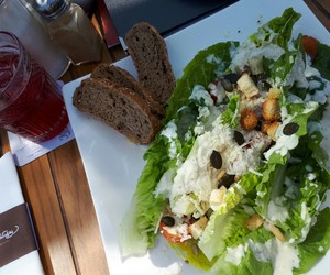 Baltic Sea, salad, and caesar image