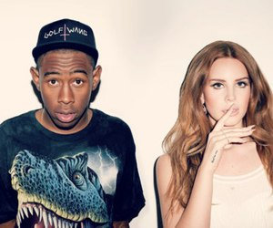 tyler the creator, lana del rey, and tyler image