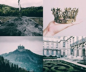 aesthetic, fantasy, and king image