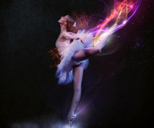 ballet, lights, and power image