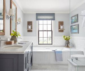 interior, interior design, and bathroom image