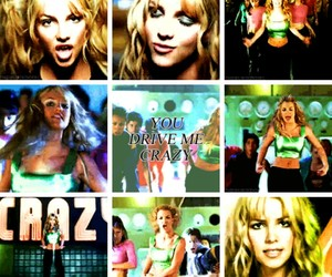 britney spears and music video image
