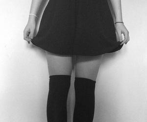 ana, black, and grunge image