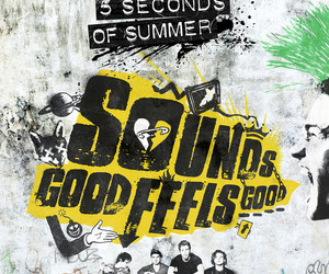 5sos, 5 seconds of summer, and sounds good feels good image