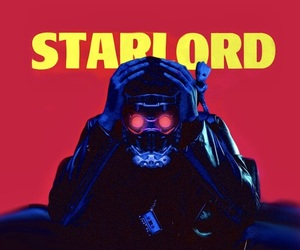 Marvel, wallpaper, and starlord image