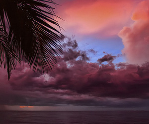 paradise, sky, and nature image