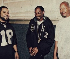 black and white, rapper, and warren g image