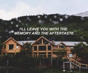 aftertaste, memory, and wallpaper image
