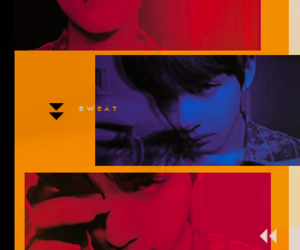 edit, v, and kpop image