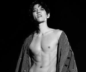 exo, baekhyun, and abs image