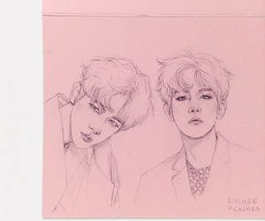 drawing and exo image