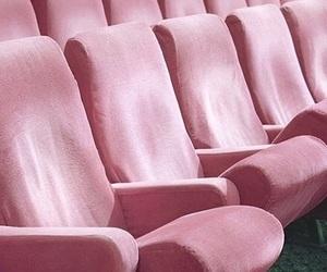 pink, cinema, and grunge image
