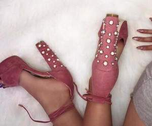 bling bling, nice, and shoes image