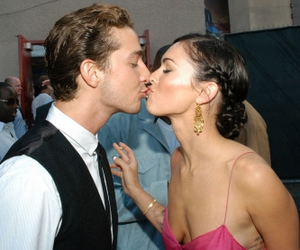 megan fox, shia labeouf, and kiss image