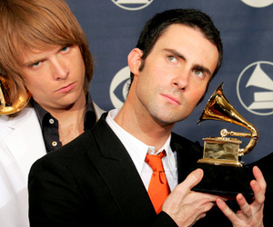 funny, james valentine, and maroon 5 image