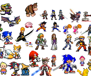super smash flash 2 image