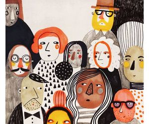 art and people image