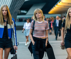 model off duty, anna ewers, and lexi boling image