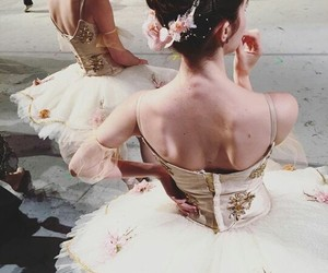 art, baile, and ballerina image