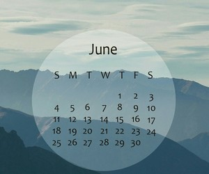 agenda, june, and background image