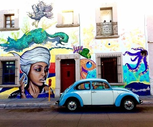 beetle, blue, and chihuahua image