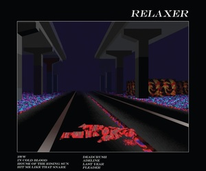 album, music, and relaxer image