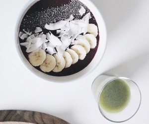 acai, breakfast, and chiaseeds image