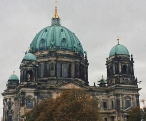 berlin, blue, and brown image