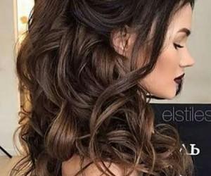 brown, cool, and girl image