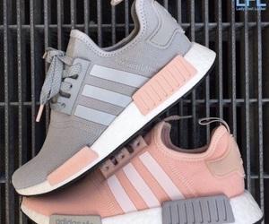 adidas, sneackers, and nmd image