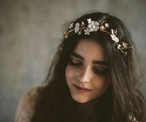 beautiful, flowers, and هدوء image