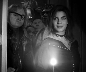 black and white, harry potter, and nymphadora tonks image