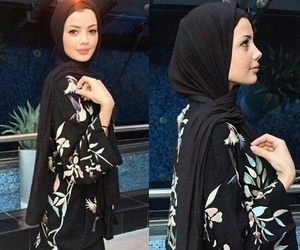 arabs, hijab, and Libya image