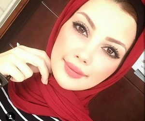 arabs, hijab, and Libya image