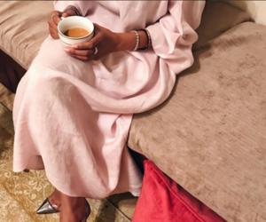 arabic, coffee, and fashion image