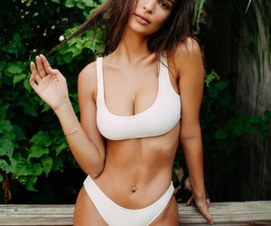 model, Victoria's Secret, and emily ratajkowski image