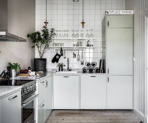 apartment and kitchen image