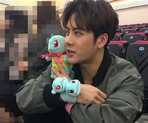 got7 and jackson wang image
