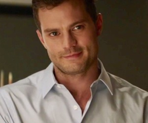 fifty shades darker, Jamie Dornan, and christian grey image