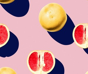 fruit and pattern image