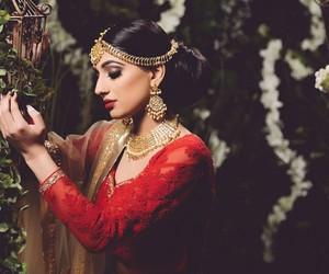 indian+, bride+, and hindi+ image