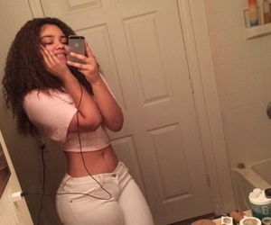 body, goals, and girl image