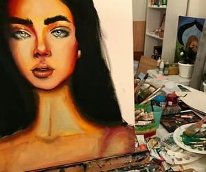 art, فن, and الالوان image