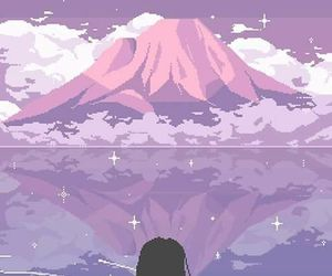 pixel, anime, and art image
